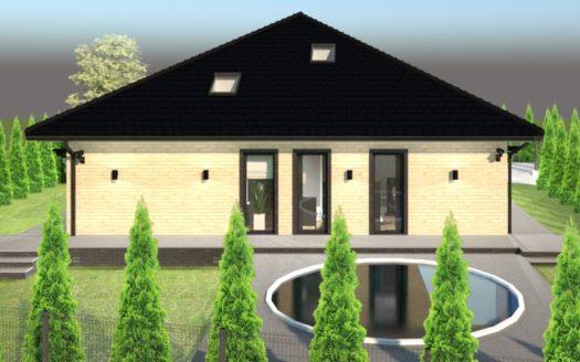 Sprzedam dom energooszczędny